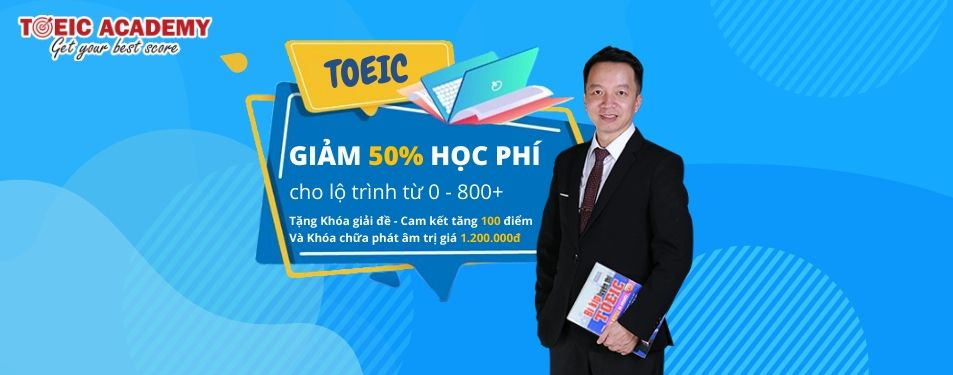Lich khai giang TOEIC Academy