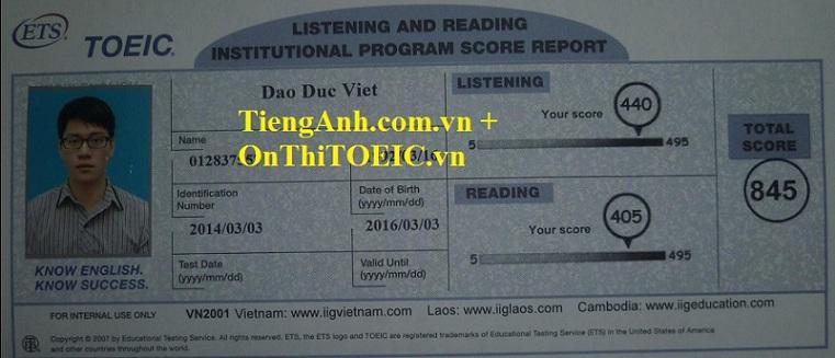 Dao Duc Viet 845