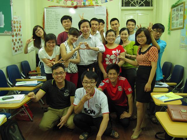 toeic academy 1