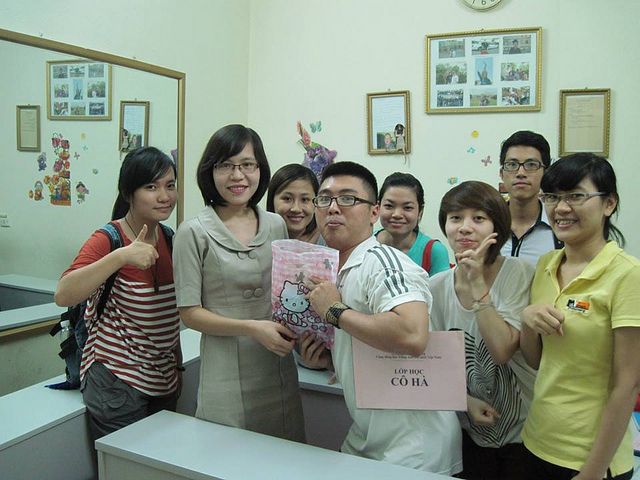 toeic academy 16