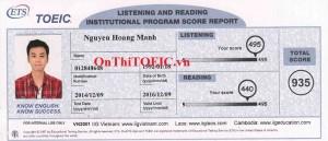 Nguyen Hoang Manh 935