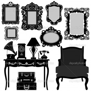 depositphotos_11592885-Antique-Picture-Frame-Ornate-Vintage-Retro-Museum-Object-Furniture