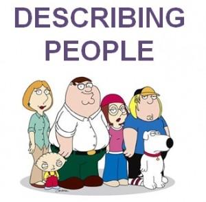 describing people2
