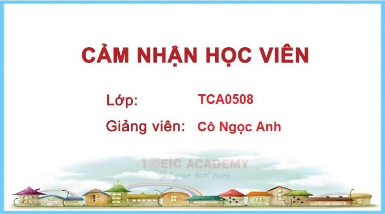 TCA0508