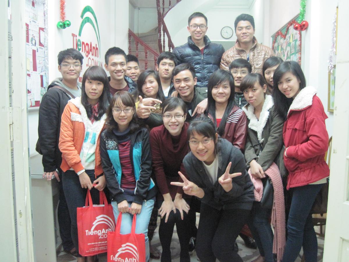 Tạm biệt ST0110, hẹn gặp lại ở lớp thầy Tuấn nhé ^^